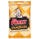 Mr Porky Pork Crackles Sharing Bag 70g